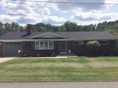 Ashland Single Family Home For Sale: 4834 Sherwood Drive