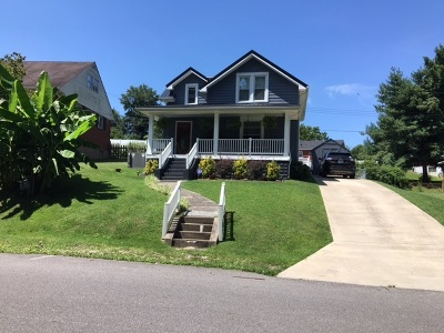Ashland Single Family Home For Sale: 2905 Dawes Street
