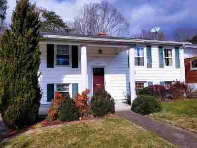 Ashland Single Family Home For Sale: 2849 Court