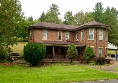 Carter County Single Family Home For Sale: 245 Armory Drive