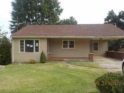 Ashland Single Family Home Pending-Continue To Show: 3201 Robin Lynn