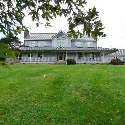 Grayson Single Family Home For Sale: 429 Fox Run Road