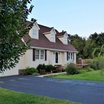 Carter County Single Family Home For Sale: 178 Lakeview
