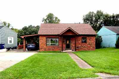 Ashland Single Family Home For Sale: 3234 E Holt