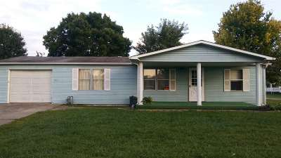 Greenup County Single Family Home For Sale: 312 Stewart Avenue