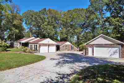 Ashland Single Family Home For Sale: 409 Country Club