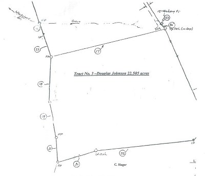 Lawrence County Residential Lots & Land For Sale: Swift Lane