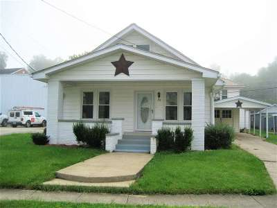 Carter County Single Family Home For Sale: 139 Mills Street