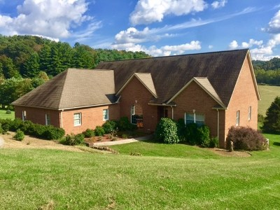 Catlettsburg Single Family Home For Sale: 3230 Cannonsburg Road