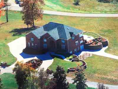 Lawrence County Single Family Home For Sale: 110 Private Drive 255
