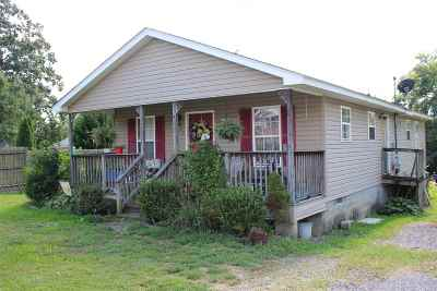 Flatwoods Single Family Home For Sale: 920 Vallance Street