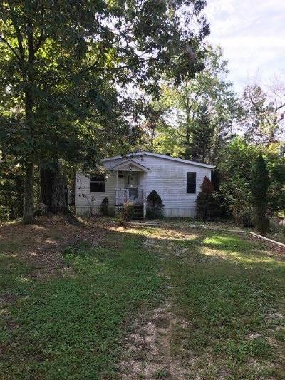 Carter County Single Family Home For Sale: 38 S Carolina Drive