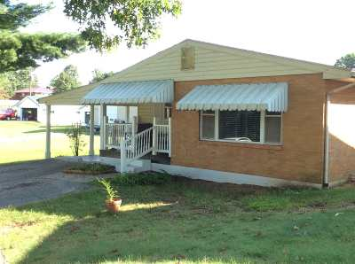 Flatwoods Single Family Home For Sale: 622 Powell Lane
