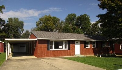 Flatwoods Single Family Home For Sale: 1021 Federal Way