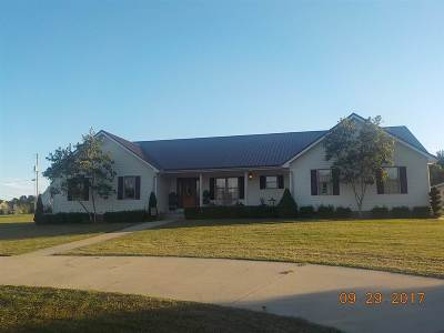 Catlettsburg Single Family Home For Sale: 1013 Cedar Point Circle