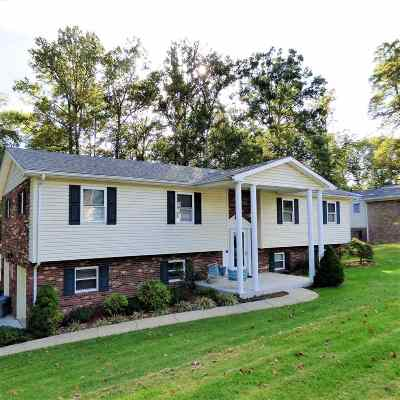 Greenup County Single Family Home For Sale: 122 Arlington Place