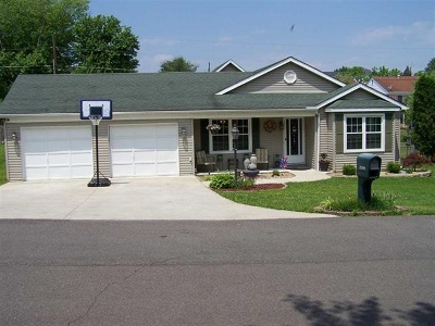 Flatwoods Single Family Home For Sale: 2403 Nolan Dr.
