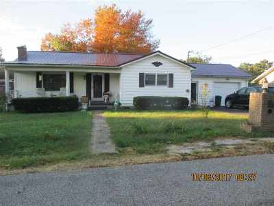 Carter County Single Family Home For Sale: 1117 Griffith Avenue