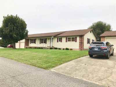Lawrence County Single Family Home For Sale: 1017 Daisy Lane