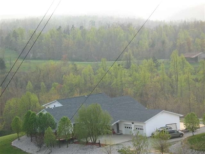 Greenup County Single Family Home For Sale: 140 Firetower Road