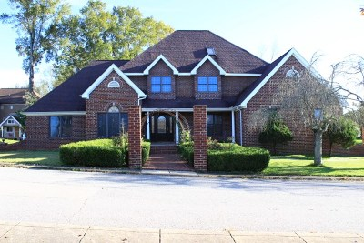 Lawrence County Single Family Home For Sale: 1070 Violet Lane