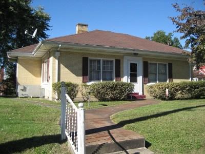 Ashland Single Family Home For Sale: 1401 Nichols Place