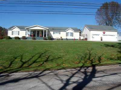 Carter County Single Family Home For Sale: 1007 Old Us60
