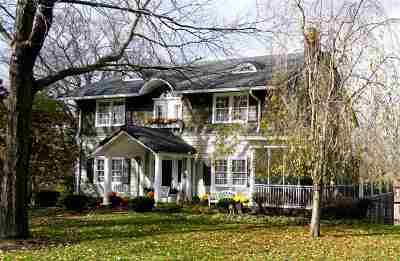 Ashland Single Family Home For Sale: 2643 Virginia Avenue