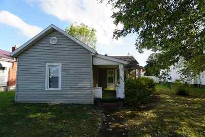 Ashland Single Family Home For Sale: 2614 Roosevelt Avenue