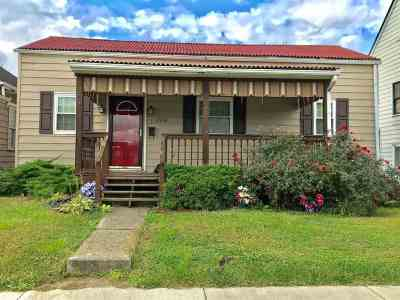 Lawrence County Single Family Home For Sale: 2724 S 4th Street