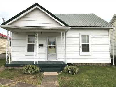 Lawrence County Single Family Home Pending-Continue To Show: 3024 S 4th Street