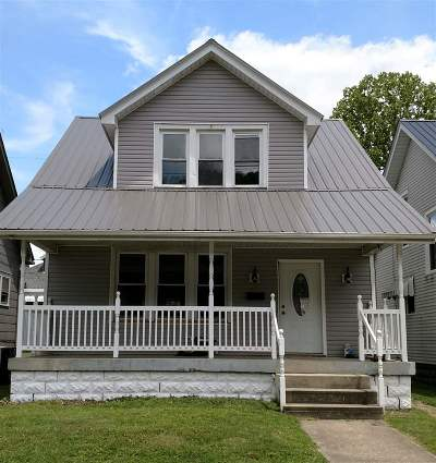 Russell Single Family Home For Sale: 222 Etna Street