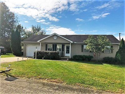 Greenup County Single Family Home For Sale: 1225 Unity Circle