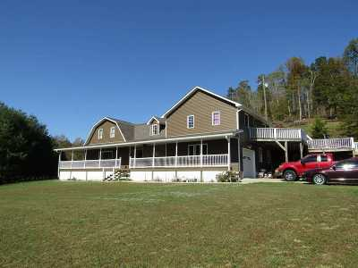 Carter County Single Family Home For Sale: 639 Long Fork