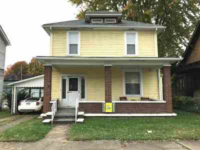 Lawrence County Single Family Home Pending-Continue To Show: 618 S 7th Street