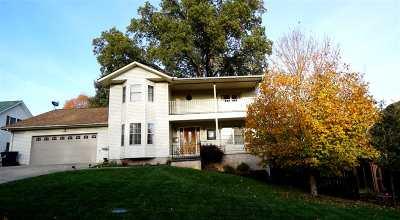 Ashland Single Family Home For Sale: 1641 Johnson Avenue