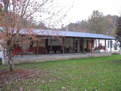 Carter County Single Family Home For Sale: 1385 Steward Branch