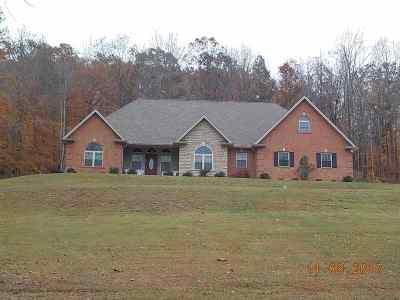 Ashland Single Family Home For Sale: 382 Brookfield Farm