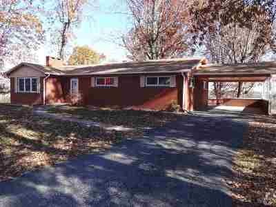 Ashland Single Family Home For Sale: 127 Lycan Road