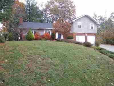 Greenup County Single Family Home For Sale: 116 Partridge Drive