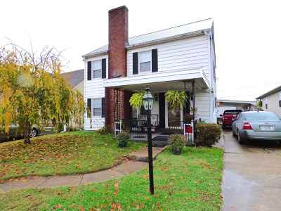 Ironton Single Family Home For Sale: 1322 S 7th Street