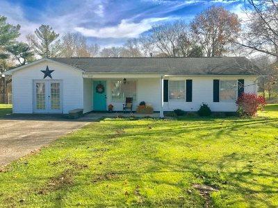 Carter County Single Family Home For Sale: 208 Johnson Street