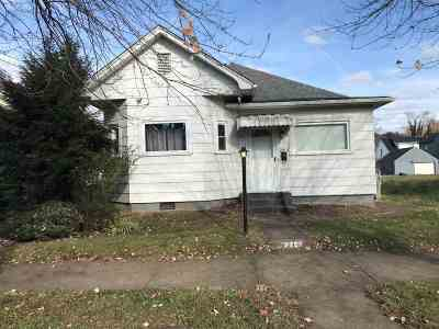Lawrence County Single Family Home For Sale: 2215 S 5th Street