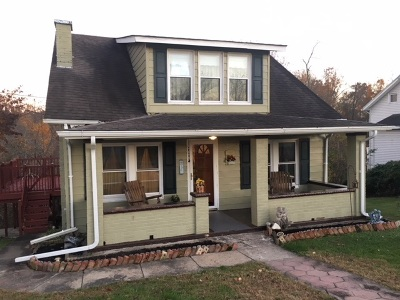 Flatwoods Single Family Home For Sale: 1203 Woodland Ave