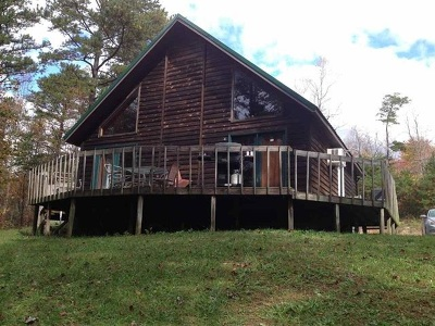 Lawrence County Single Family Home For Sale: 146 Lake Ridge Road