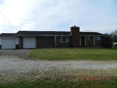 Flatwoods Single Family Home For Sale: 2106 Mark Street