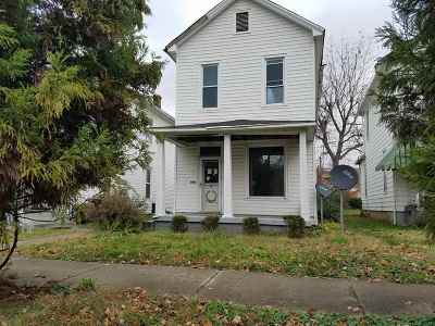 Ashland Single Family Home Active-New: 2021 Central Avenue