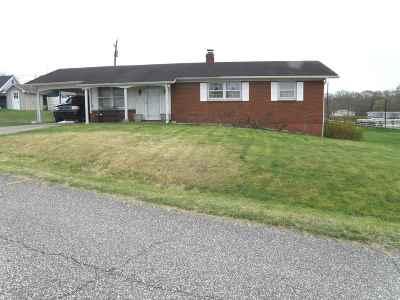 Ashland Single Family Home Active-New: 601 Clark Street
