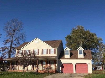 Russell Single Family Home For Sale: 1009 Lynn Court