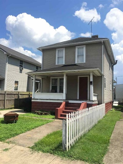 Greenup County Single Family Home For Sale: 217 Amanda Street